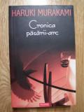 HARUKI MURAKAMI - CRONICA PASARII-ARC (Polirom, 2004)