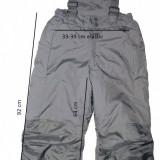 Pantaloni ski snowboard H&M grosi, impecabili (dama tineret 152 cm) cod-233936 - Echipament ski, Femei