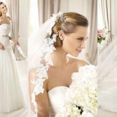Vand rochie de mireasa PRONOVIAS DAGEN, model 2013