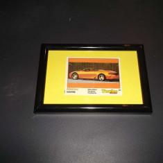 Cadoul ideal pt nostalgici:mini tablou cu surpriza turbo