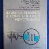 RADU PRISCU - INGINERIA SEISMICA A CONSTRUCTIILOR SEISMICE - BUCURESTI - 1980