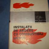 INSTALATII DE ARDERE CU COMBUSTIBILI LICHIZI- N LEMNEANU