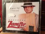 GHEORGHE ZAMFIR -ANII 70 (cu nicole licaret)   (A & A REC.- CD NOU,SIGILAT)