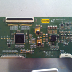 LVDS t-con placa digitala 240ct01c2lv0.1 hp hewlett-packard w2408h gm712aa etc - Piese TV
