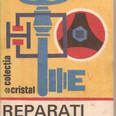 (C4320) REPARATI SINGURI DE VIOREL RADUCU, EDITURA ALBATROS, 1985 - Carte amenajari interioare