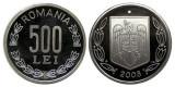 500 LEI 2003 EMISIUNE SPECIALA 1.000 EXEMPLARE BRILIANT UNC