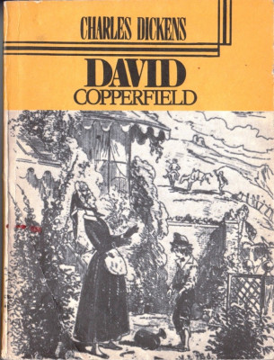 DAVID COPPERFIELD de CHARLES DICKENS VOLUMUL 1 foto
