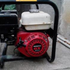 Generator honda 3701 hsb gx 200 - Generator curent Honda, Generatoare uz general