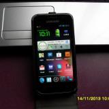 Vand Samsung Galaxy S1 Plus-I9001 - Telefon mobil Samsung Galaxy S Plus, Negru, 16GB, Neblocat