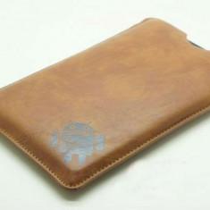 Husa piele Samsung Galaxy Tab 3 7.0 P3200 P3210 SM-T210 T210 Tab 3 Lite + stylus