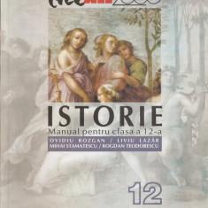 BOZGAN, LAZAR, STAMATESCU, TEODORESCU - ISTORIE - MANUAL XII ALL - Manual scolar all, Clasa 9