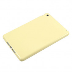 Husa TPU iPad Mini 1 2 Yellow - Husa Tableta Apple