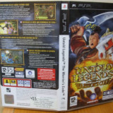 Untold Legends: Warrior's Code  (PSP)  (ALVio) + sute de alte jocuri PSP ( VAND / SCHIMB )