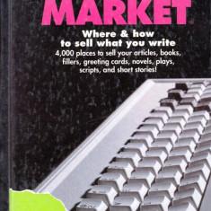 WRITER'S MARKET 1991 (IN LIMBA ENGLEZA) - Carte in engleza
