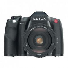 La comanda Leica S2 Black body - aparat digital format mediu, Body (doar corp)