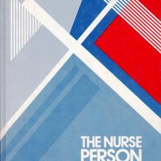 THE NURSE PERSON de LILLIAN M. SIMMS (IN LIMBA ENGLEZA) - Carte in engleza