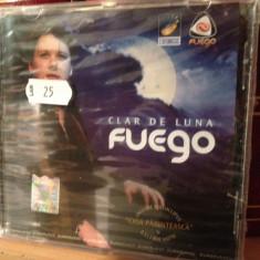 FUEGO - CLAR DE LUNA - CD NOU/SIGILAT (2006) - Muzica Pop Altele