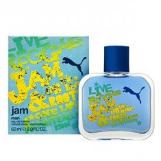 Puma Jam Man EDT 40 ml pentru barbati - Parfum barbati Puma, Apa de toaleta