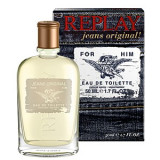 Replay Jeans Original! For Him EDT 30 ml pentru barbati, Apa de toaleta