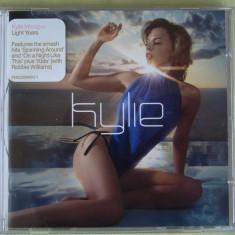 KYLIE MINOGUE - Light Years - C D Original NOU - Muzica Rock