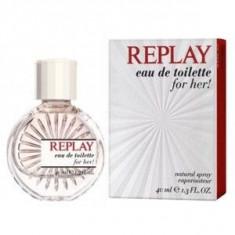 Replay Replay For Her EDT 20 ml pentru femei - Parfum femeie Replay, Apa de toaleta