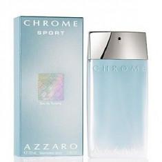 Azzaro Chrome Sport EDT 100 ml pentru barbati - Parfum barbati Azzaro, Apa de toaleta