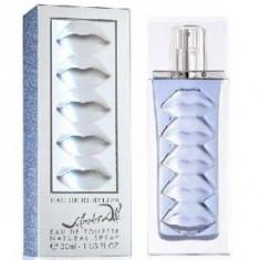 Salvador Dali Eau de RubyLips EDT 100 ml pentru femei - Parfum femeie Salvador Dali, Apa de toaleta