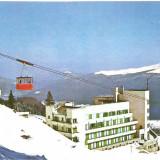 "CPI (B3197) SINAIA. HOTEL ALPIN ""COTA 1400"", EDITURA MERIDIANE, NECIRCULATA 8886 - Carte Postala Muntenia dupa 1918, Fotografie"