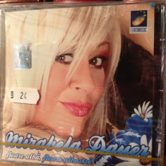 MIRABELA DAUER - FLOARE ALBA, FLOARE ALBASTRA - CD NOU/SIGILAT - Muzica Pop Altele