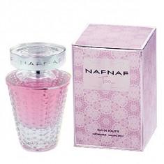 Naf Naf Naf Naf Too... EDT 30 ml pentru femei - Fata de perna
