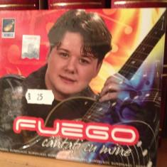 FUEGO - CANTATI CU MINE - CD NOU/SIGILAT (2009) - Muzica Pop Altele