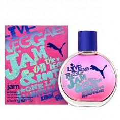 Puma Jam Woman EDT 60 ml pentru femei - Parfum femeie Puma, Apa de toaleta