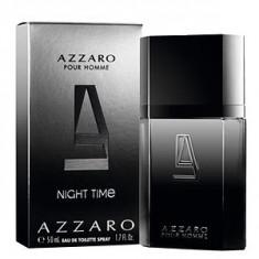 Azzaro Azzaro Pour Homme Night Time EDT 15 ml pentru barbati - Parfum barbati Azzaro, Apa de toaleta, 20 ml