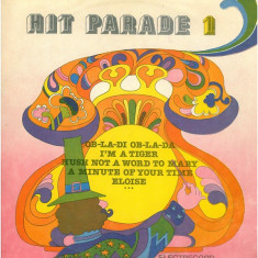 Various Artists - Hit Parade 1 - [Electrecord] vinil / vinyl