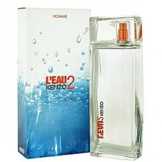 Kenzo L'eau 2 Kenzo Homme EDT 100 ml pentru barbati - Parfum barbati Kenzo, Apa de toaleta