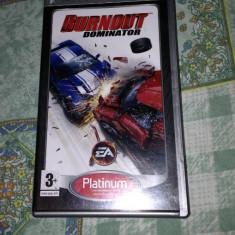 Burnout Dominator - psp - Jocuri PSP Ea Games, Curse auto-moto, 12+