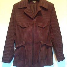 Jacheta Dama cu fermoar si cordon Roxy Style Collection