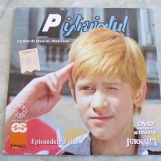 DVD , DE COLECTIE  ,PISTRUIATUL  EPISOADELE 3 SI 4 ., Romana