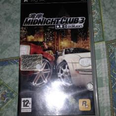 Midnight Club 3 - Jocuri PSP Rockstar Games, Curse auto-moto, 12+