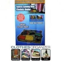 Under Bed Clothes Organizer - Organizator de Haine cu 9 compartimente - MODEL NOU REZISTENT IN TIMP SI UTIL.