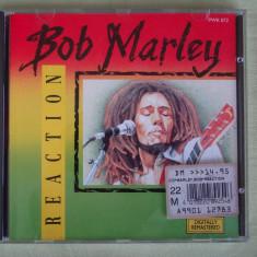 BOB MARLEY - Reaction - C D Original NOU - Muzica Reggae