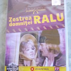 ZESTREA DOMNITEI RALU . COLECTIA FLORIN PIERSIC ., DVD, Romana