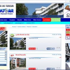 Site agentie turism portal anunturi oferte travel - Solutii business