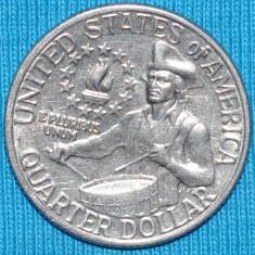 2198 USA SUA QUARTER DOLLAR COMEMORATIV 1976