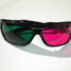Ochelari 3D Verde - Magenta // Green - Magenta