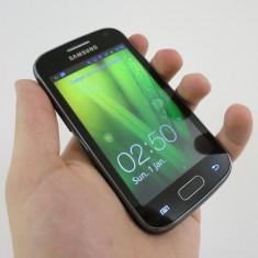 Galaxy Ace 2 (I8160) URGENT!!, Negru, Neblocat, 3.8'', Samsung
