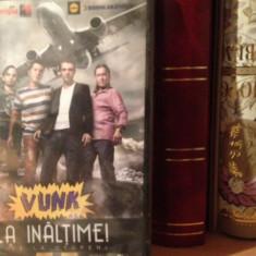 VUNK - LA INALTIME (2012) - DVD cu MUZICA - NOU/SIGILAT