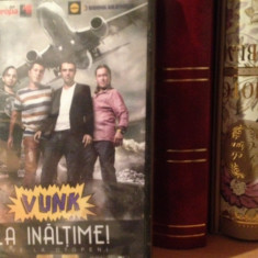 VUNK - LA INALTIME (2012) - DVD cu MUZICA - NOU/SIGILAT, mediapro music