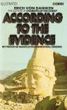 Erich von Daniken - According to the evidence _ My proof of man's extraterrestrial origins