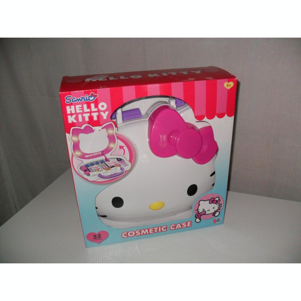 Trusa Machiaj Hello Kitty Import Anglia Arhiva Okaziiro